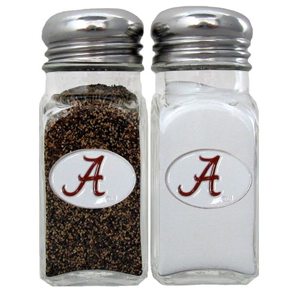 NCAA 2 Piece Salt and Pepper Shaker Set by Siskiyou Gifts
