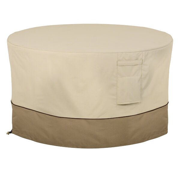 Water Resistant Fire Pit Cover by Red Barrel Studio