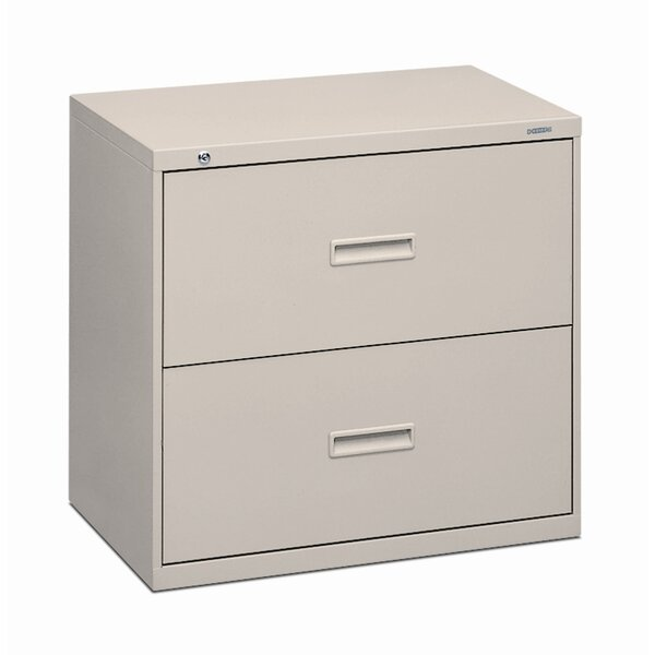 400 Series 30W 2-Drawer File by HON