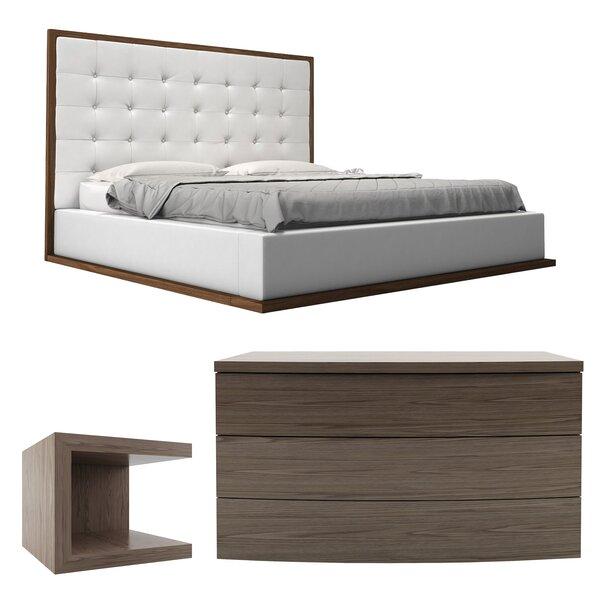 Ludlow Platform Configurable Bedroom Set by Modloft