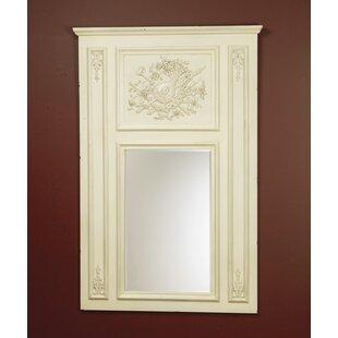 Charlton Home Folkston Trumeau Accent Mirror