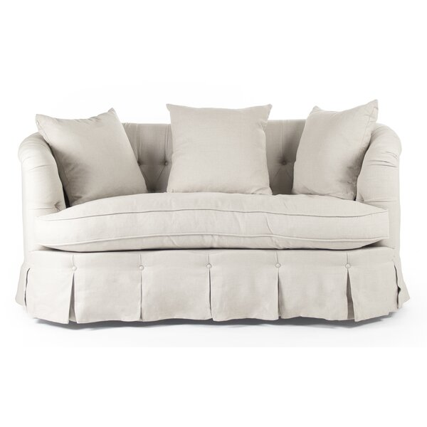 Daphne Loveseat by Zentique