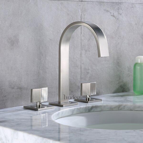 Widespread Bathroom Faucet by Luxier
