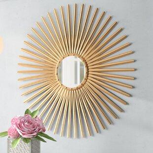 Willa Arlo Interiors Contemporary Wall Mirror