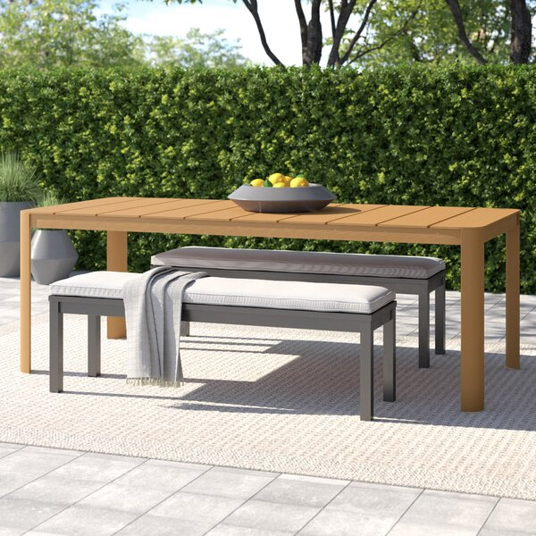 Nanette Dining Table by Greyleigh