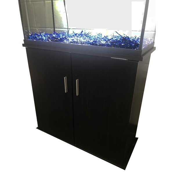 Medium Modern KD Aquarium Stand by RJ Enterprises