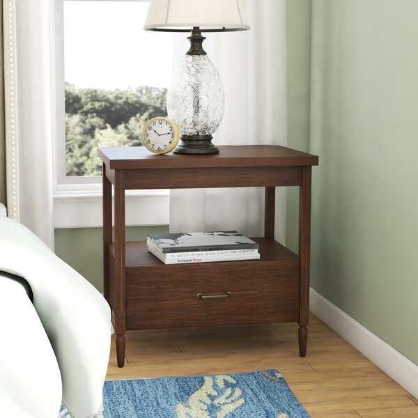 Honor 2 Drawer Nightstand by Darby Home Co