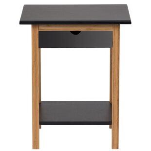 Redman End Table by Ebern Designs