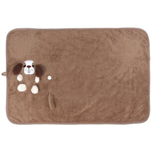 Find Animal Pal Rolled Sherpa Blanket By Tadpoles