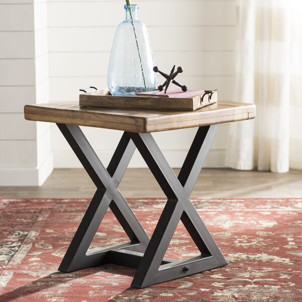 Fran End Table By Laurel Foundry Modern Farmhouse