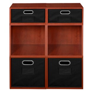 Chastain Storage Cube Unit Bookcase Rebrilliant Wonderful