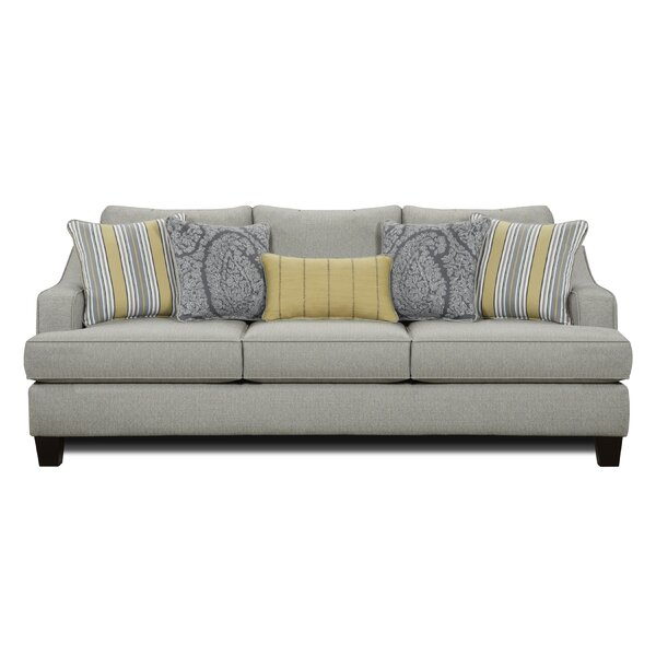 Top Of The Line Cargin Sofa by Darby Home Co by Darby Home Co