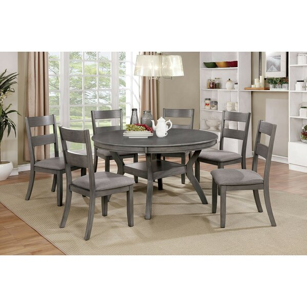 Darryl Round Dining Table By Longshore Tides