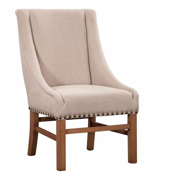 Sabina Casual Upholstered Dining Chair (Set of 2) by Gracie Oaks