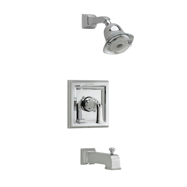 Town Square Single Handle 3 Function Tub and Shower Trim Kit with FloWise by American Standard