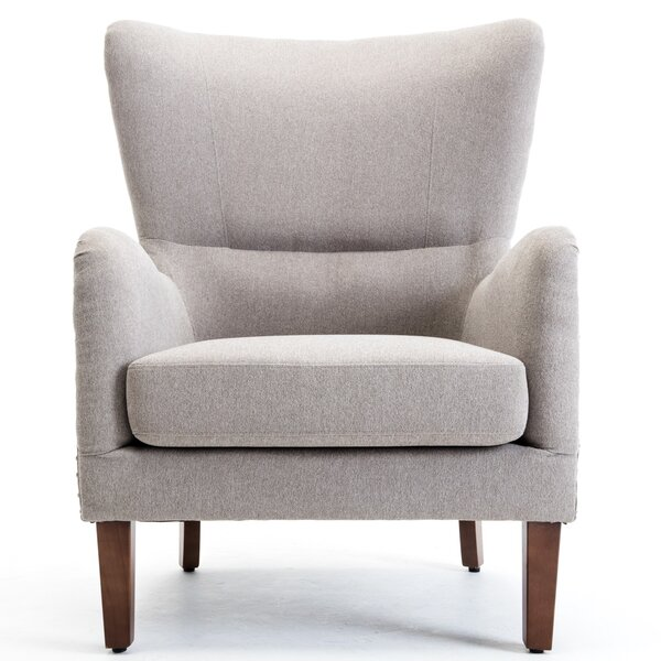 Quincy Wingback Chair by George Oliver