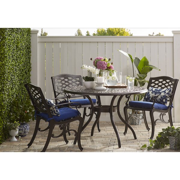 Albermarle 5 Piece Dining Set by Alcott Hill