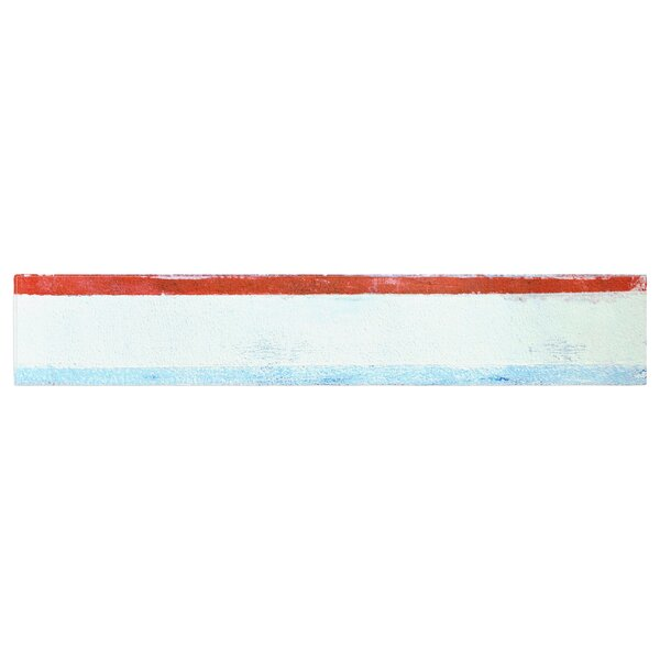 CarolLynn Tice Stripes Table Runner by East Urban Home