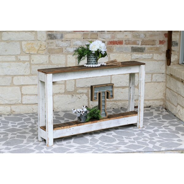 Peter Console Table By Ophelia & Co.