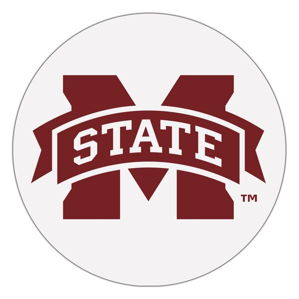 Mississippi State University Collegiate Coaster (Set of 4) by Thirstystone