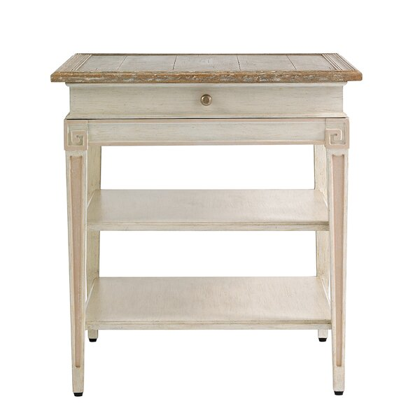 Preserve End Table with Storage by Stanley Furniture