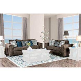 Haefele 2-pcs Living Room Set by Red Barrel Studio®