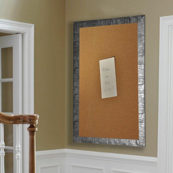 Wall Mounted Bulletin Board by Brayden Studio