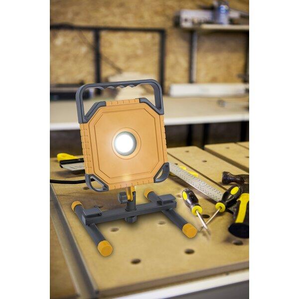 3500 Lumen Portable Work Light by Lutec
