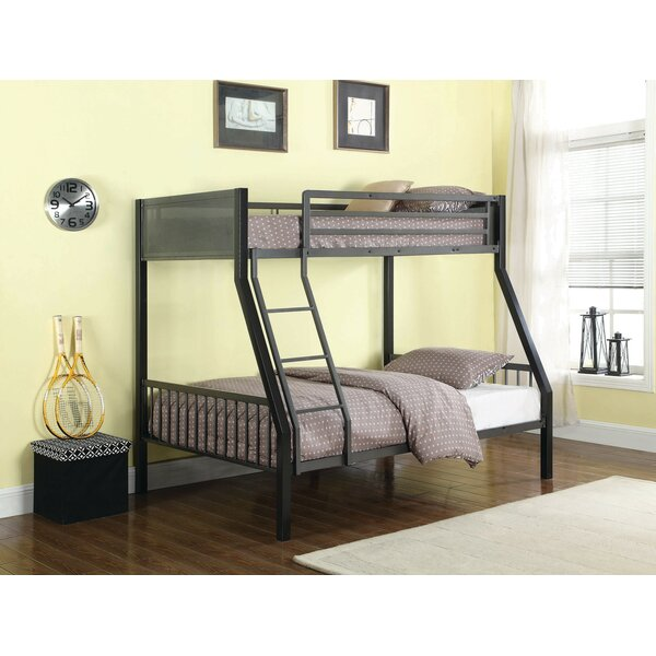 Argonaut Bunk Twin over Full Bed by Harriet Bee