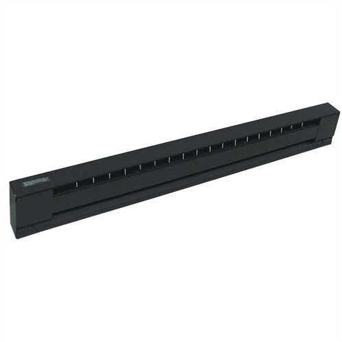 Heavy Duty Wall Mounted Electric Convection Baseboard Heater by TPI