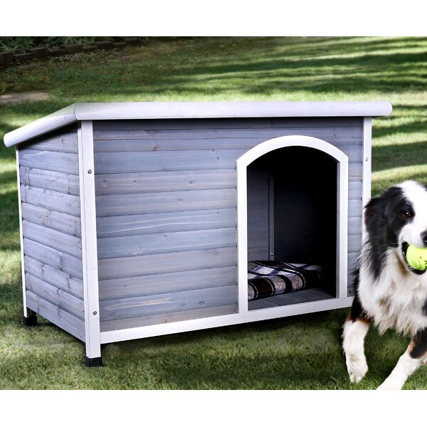 Olivet Contemporary Dog House by Tucker Murphy Pet