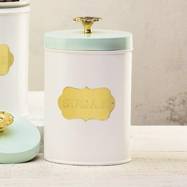 1.69 qt. Coffee Jar by Alcott Hill