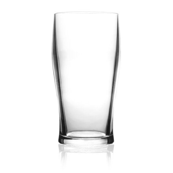 20 oz. Plastic Pint Glass (Set of 2) by symGLASS