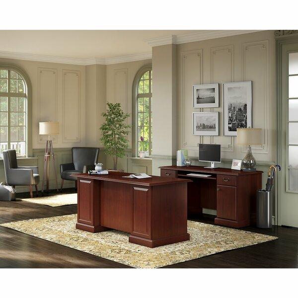 Bennington 2 Piece office Suite by Kathy Ireland Office by Bush