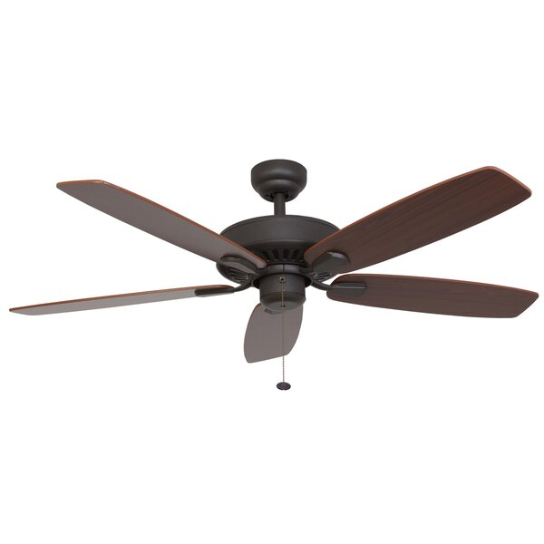 52 Carol 5 Blade Ceiling Fan by Charlton Home