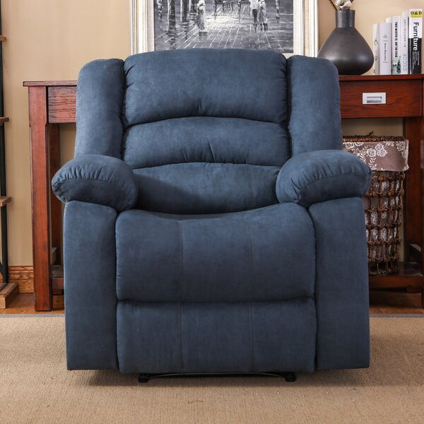 Parkmead Manual Wall Hugger Recliner By Andover Mills
