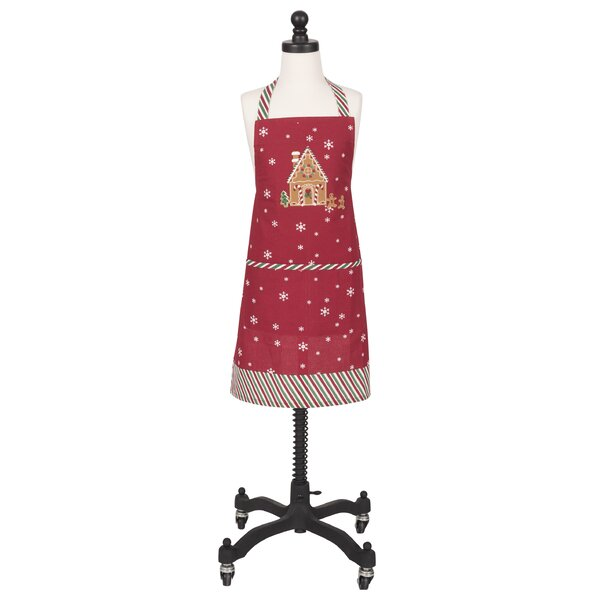 Gingerbread Apron by The Holiday Aisle