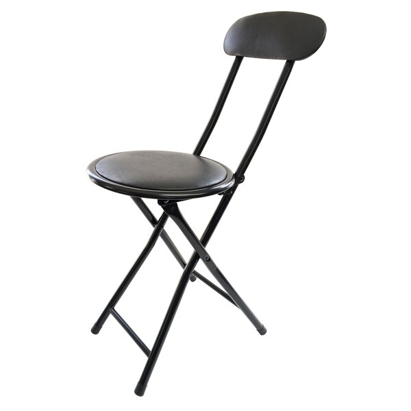 18 Patio Bar Stool with Cushion by Wee's Beyond