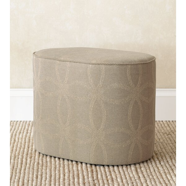 Silas Tufted Cocktail Ottoman by Eastern Accents