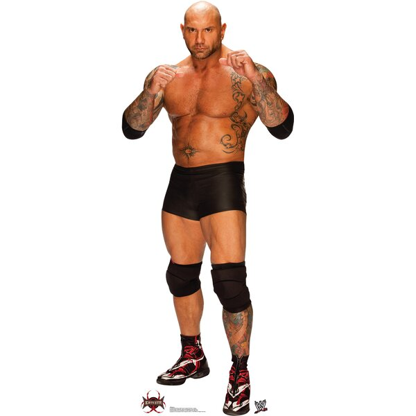 Batista - WWE Cardboard Standup by Advanced Graphics
