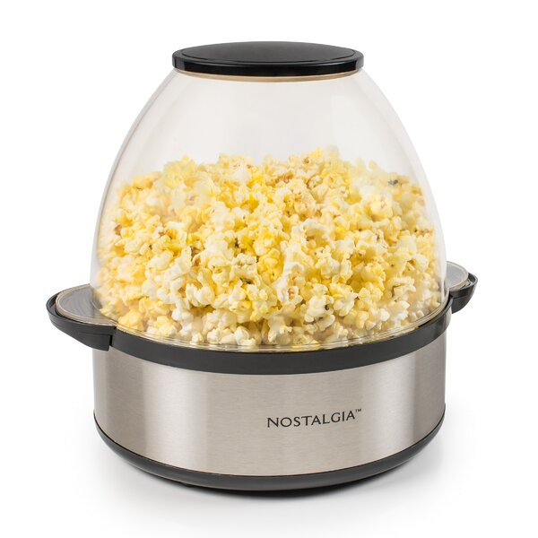 Stir-Pop Popcorn Maker by Nostalgia