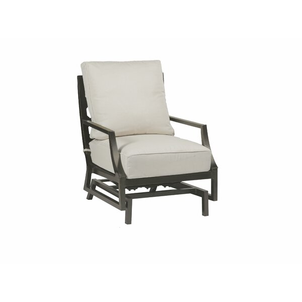 Lattice Spring Patio Chair with Cushions by Summer Classics Summer Classics
