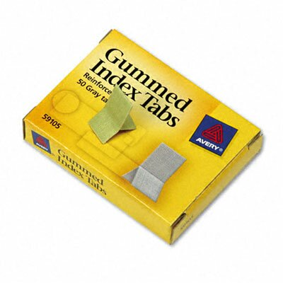 Gummed Index Tabs by Avery