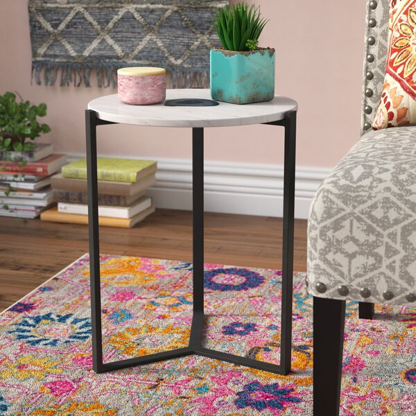 Markey Nesting Table by Bloomsbury Market Bloomsbury Market