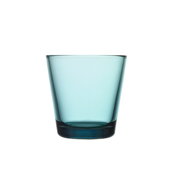 Kartio 7 oz. Glass Everyday Glasses (Set of 2) by Iittala