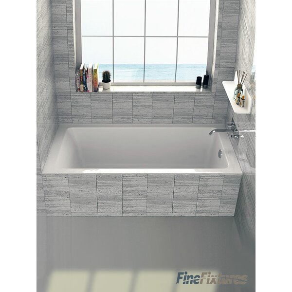 Alcove 32 x 60 Bathtub by Fine Fixtures