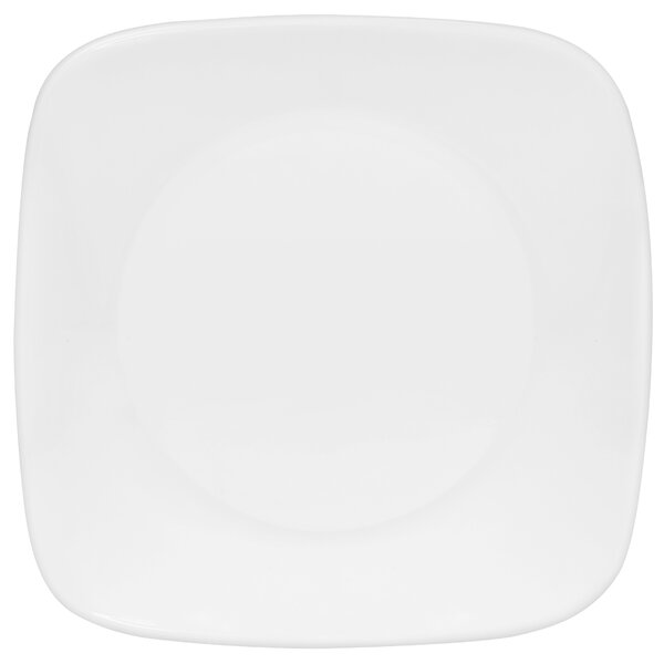 Square 6 5 Bread And Butter Plate Set Of 6 By Corelle.