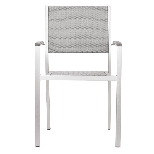 Stacking Patio Dining Chair (Set Of 2) By DCOR Design