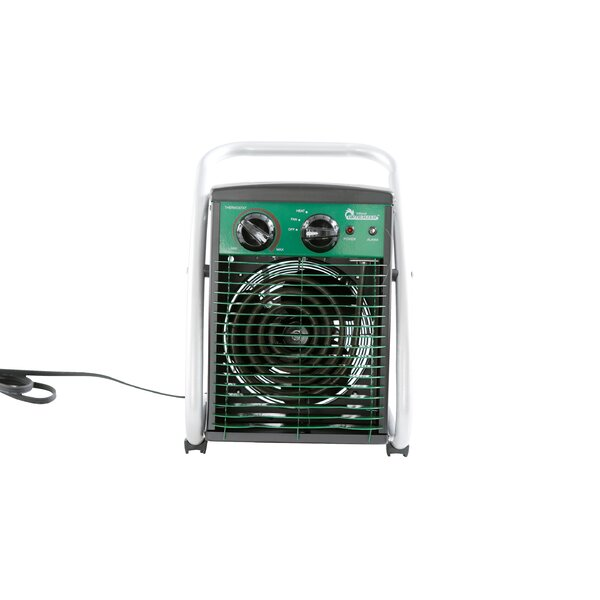 Portable Electric Fan Utility Heater By Dr. Infrared Heater