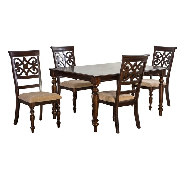 Laconia 5 Piece Extendable Dining Set by Darby Home Co Darby Home Co